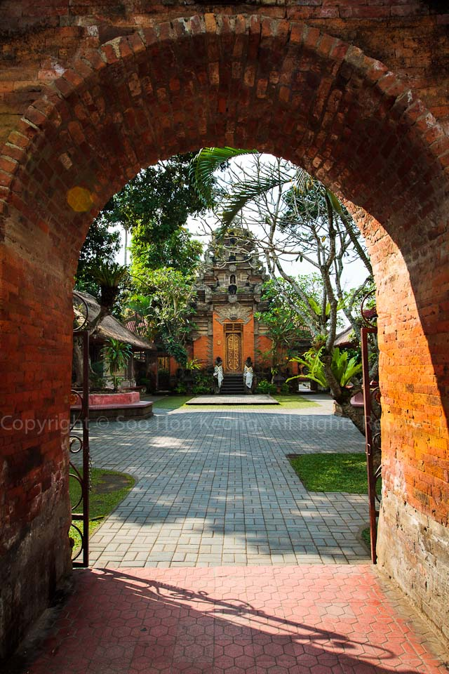 Puri Saren Agung @ Bali, Indonesia