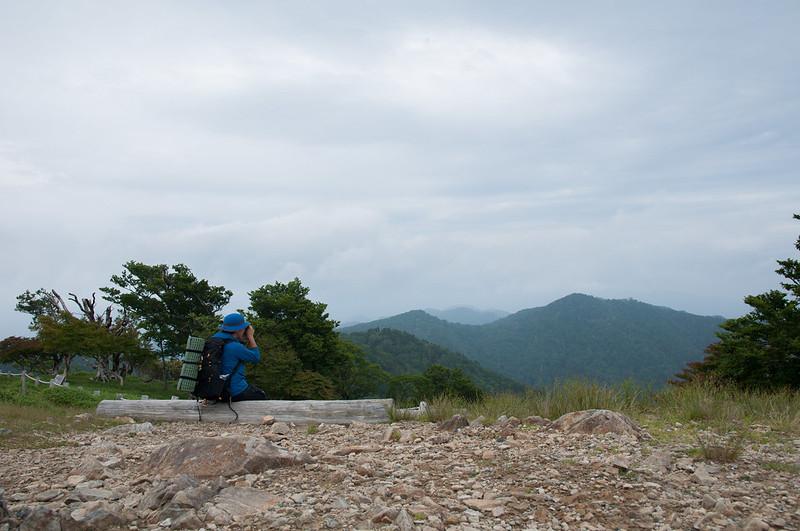 20120714大台ケ原 東大台