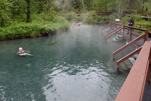 Seattle to Anchorage: Liard Hot Springs, BC