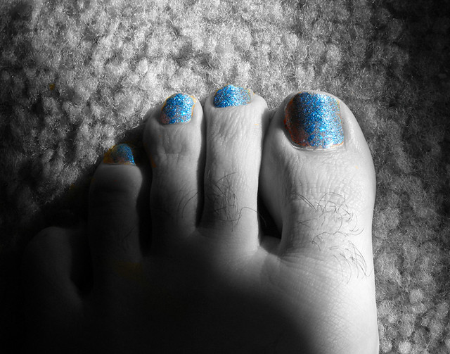 Eric Howton Sparkle Toes 2011