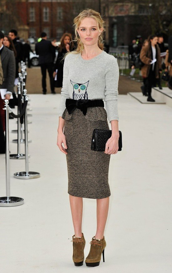 1 - Kate Bosworth wearing Burberry