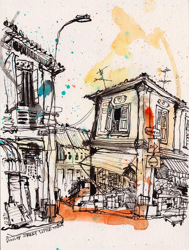 Dunlop Street, Little India