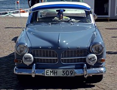 automobile, automotive exterior, vehicle, antique car, volvo cars, classic car, vintage car, land vehicle, luxury vehicle, volvo amazon,