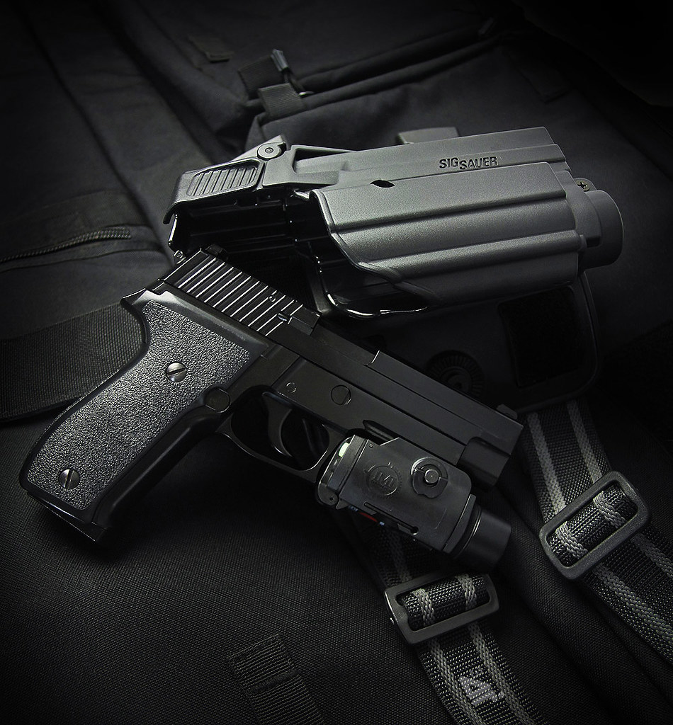 IMI Level2 Tactical Holster