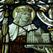 Ruthwell Church Stained Glass