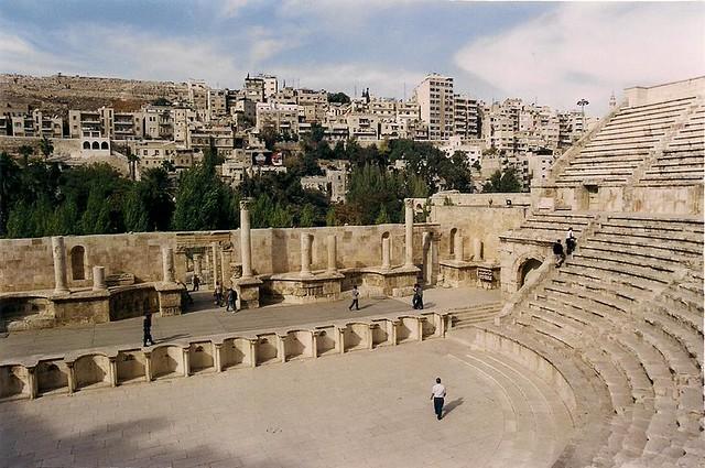Amman, la antigua Filadelfia