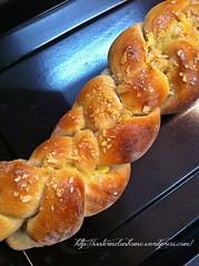 Bánh mỳ thắt bím BC 34