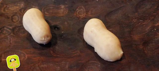Atera - foie gras peanut