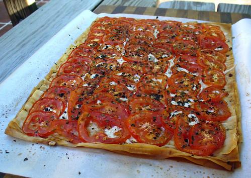 2012-07-27 - Tomato Tart - 0007