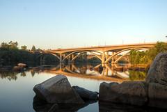 Folsom-Auburn Bridge