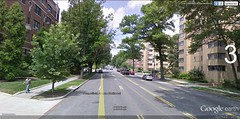 my walk home (via Google Earth)