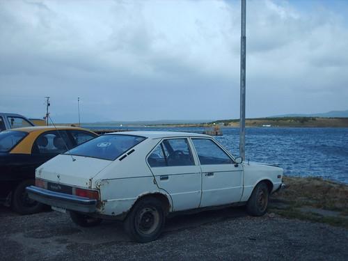 Hyundai Pony, Puerto Natales
