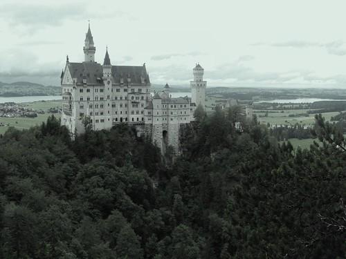 castillo neuchwanstein