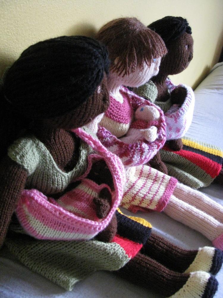 All dolls (5)