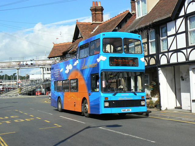 Southern Vectis 601 in East Cowes