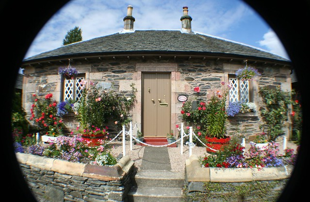 Quaint Cottage, Luss