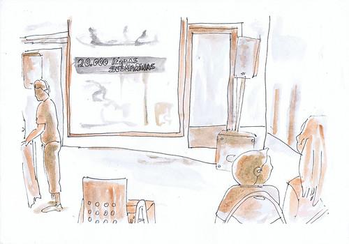 2012-07 cinema no largo - José Alberto Gomes (aquecimento)