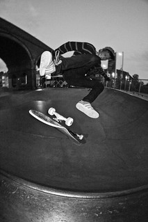 Tom D'arcy Evans - Kickflip @ Wycombe