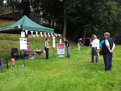 Calderdale Council, Woodland day.