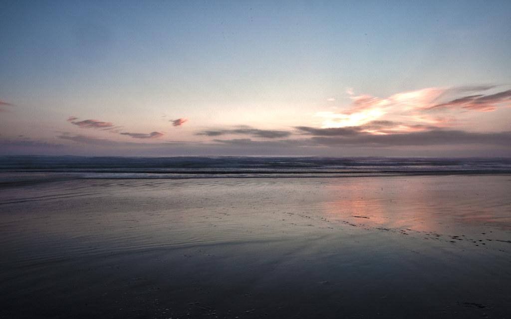 Nye Beach (HDR)