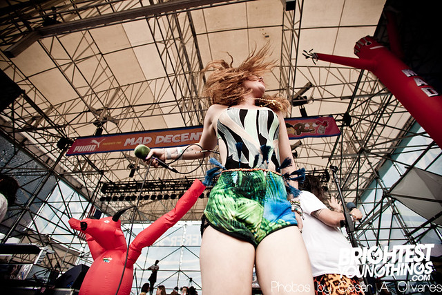 Mad Decent Block Party 2012 - Philadelphia - Bonde Do Role