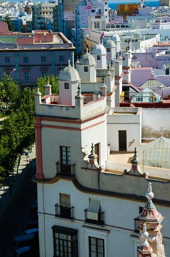 Casa de las Cuatro Torres by JFGCadiz