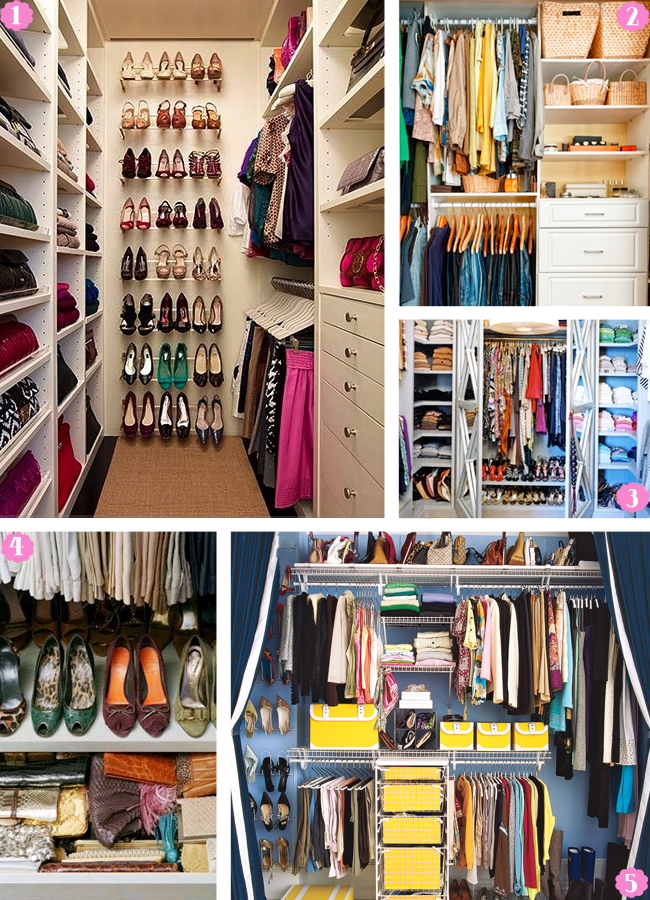 Organized Closet Collage1