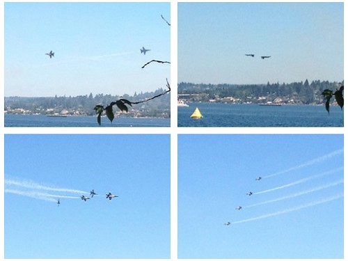Blue Angels @ Seattle Seafair