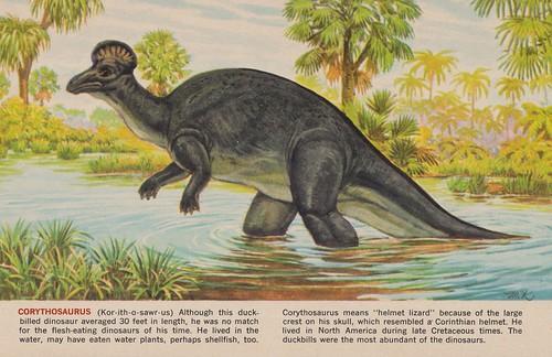 Corythosaurus