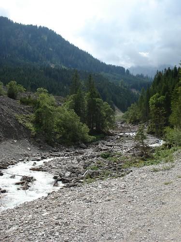 Gebirgsbach zum Johannestal