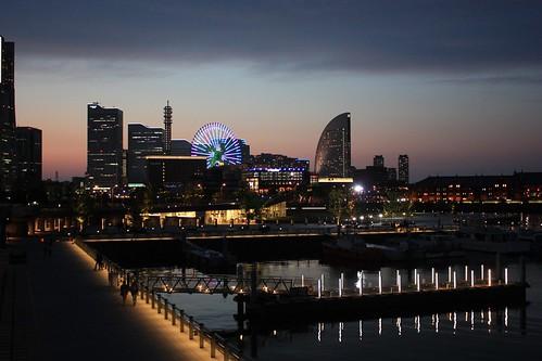 Yokohama Port - Japan