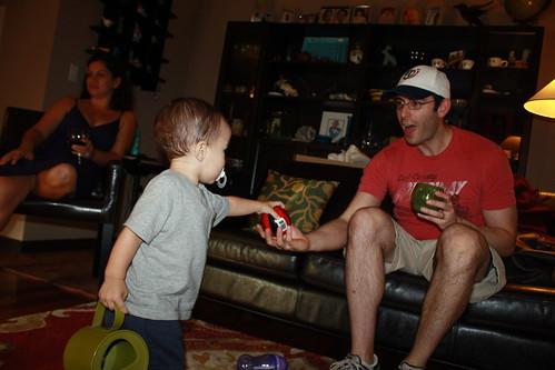 DC Visit- August 2012