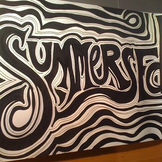 Summersed en tinta