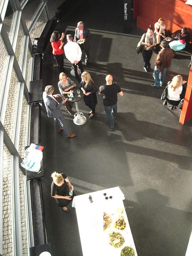 Kiasma reception 27 June 2012
