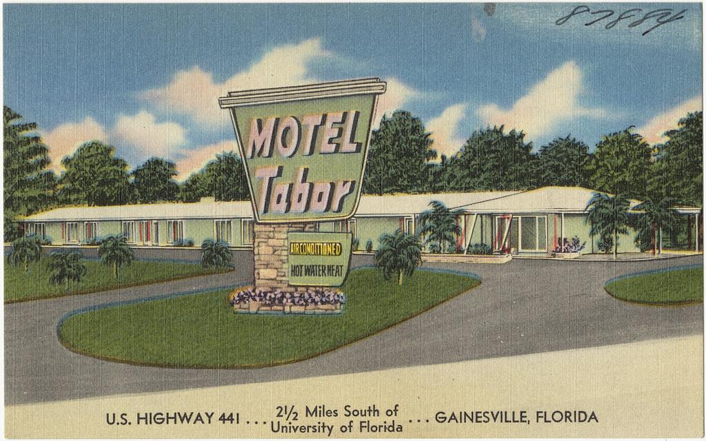 Motel  Gainesville Fl Archer Rd