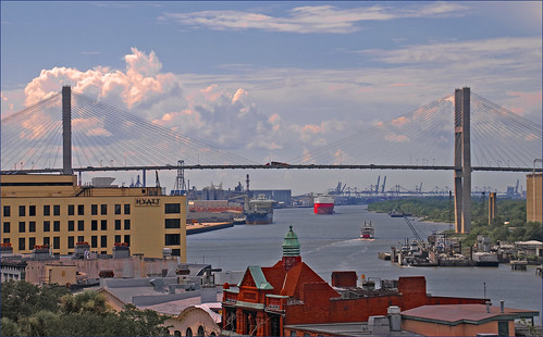 Port of Savannah (GA) 2012