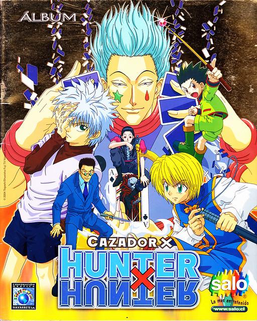 Hunter x Hunter o Cazador X
