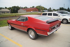 71 Ford Mustang Mach 1