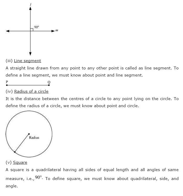 NCERT Solutions For Class 9 Maths Solutions Chapter 5 Introduction to Euclid's Geometry PDF Download