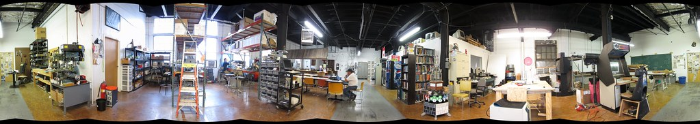 Hive13 Panorama - August 12, 2012