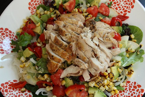 "Chicken ""Nicoise"" Salad"