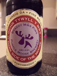 Purple Moose, Dark Side Of The Moose / Ochr Tywyll Y Mws, Wales