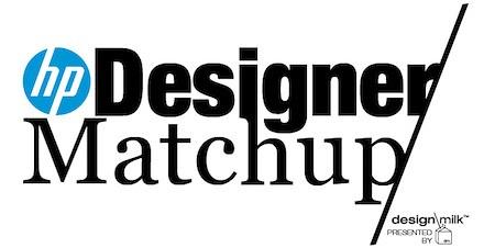 HP Design Matchup Challenge Logo