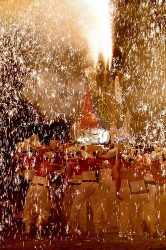 2012 手力の火祭・夏