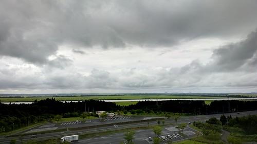 Hachirogata View HDR