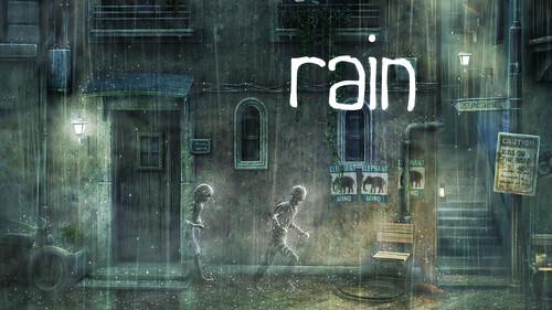 Rain on PSN