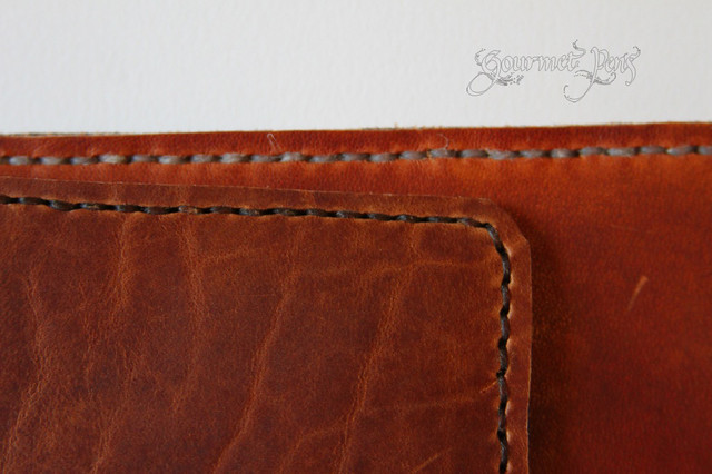 Davis Leatherworks Leather Stitching