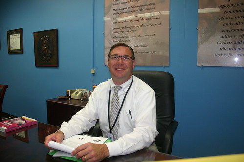 Meade High welcomes new principal
