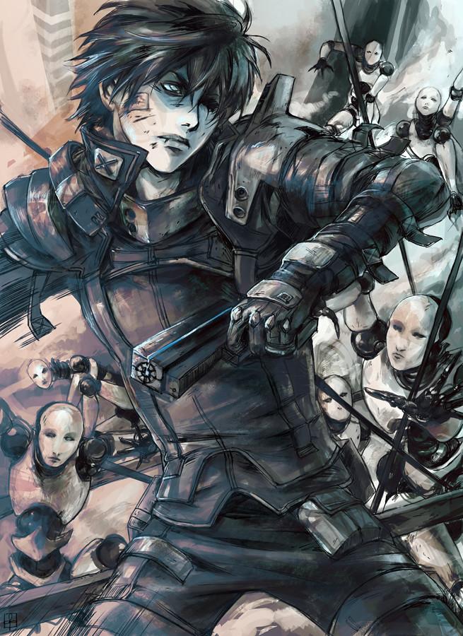 Fantastic Non Sr Shadowrunesque Art Thread