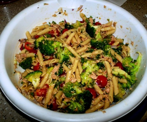 Pasta summer salad recipe